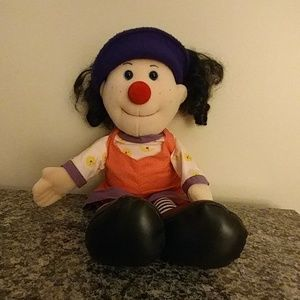 The Big Comfy Couch Loonette Doll